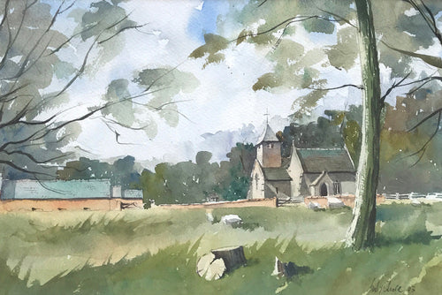 All Saints, Cadeby by Andy Shore
