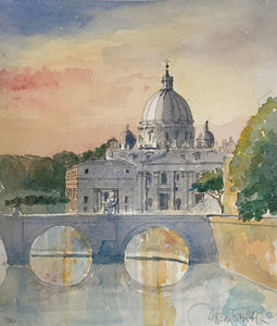 St Peters Basilica by Douglas Smith