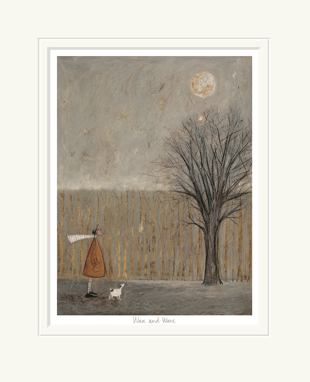 Wax and Wane by Sam Toft