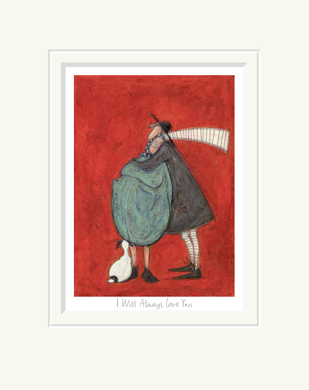I Will Always Love You by Sam Toft