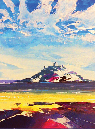 St Michael's Mount by Donald Hamilton Fraser