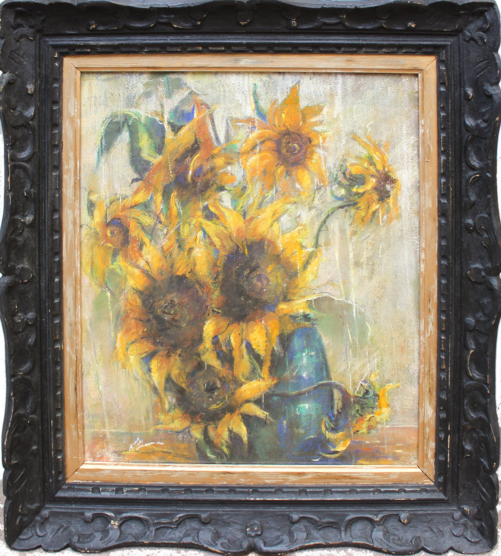 Sunflowers by Linda Sharman