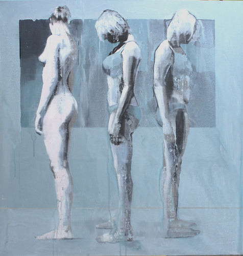 Three Muses by Scott Bridgwood