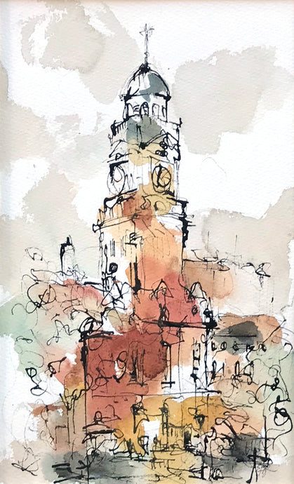 Town Hall, Leicester by Emma Fitzpatrick