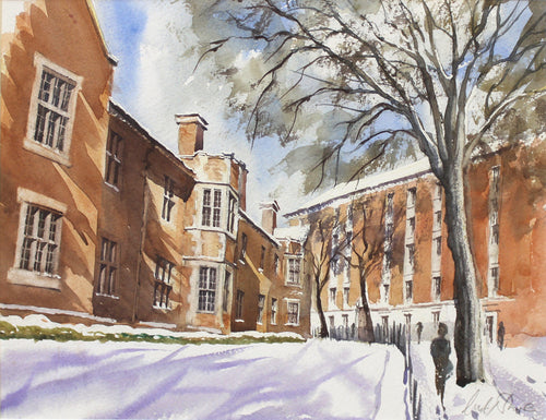 Trinity House, The Newarke, Leicester by Andy Shore