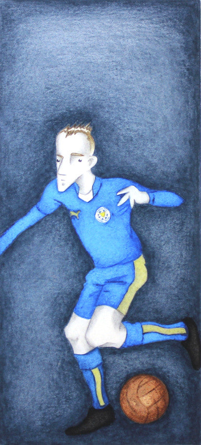 Vardy by Paul Hainsworth