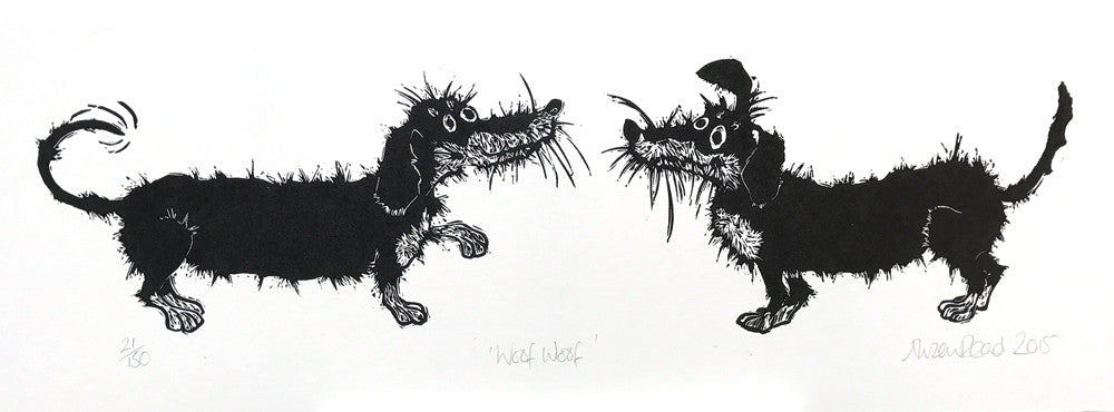 Woof Woof by Alison Read