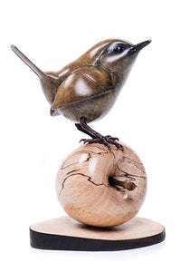 Wren on Apple by David Meredith