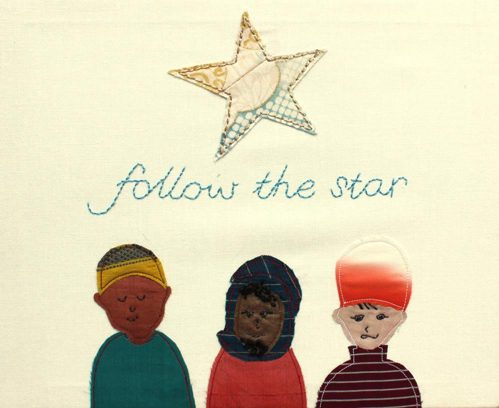Follow the Star by Martha Moger