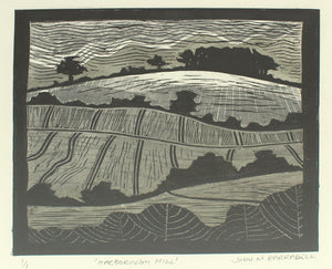Harborough Hill by John Barradell