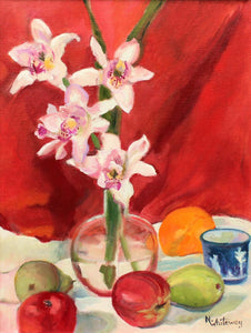 Orchid by Nanette Whiteway
