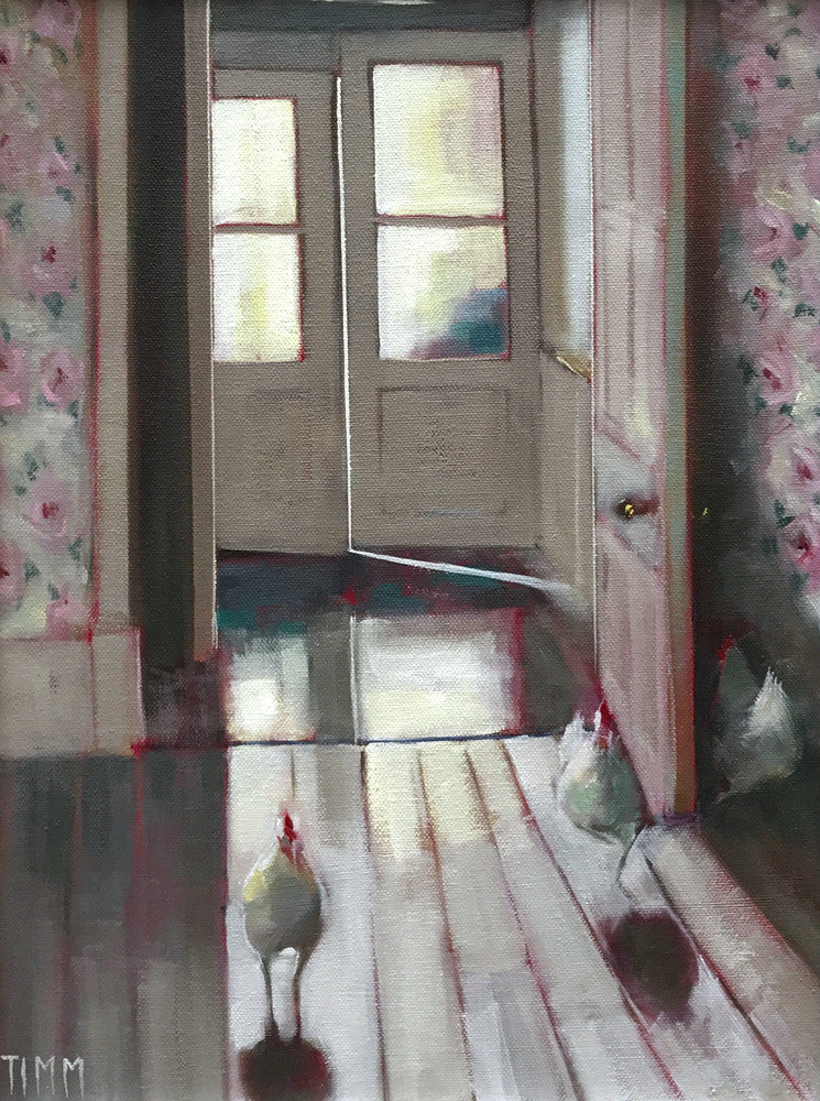 The Hen House by Lisa Timmerman