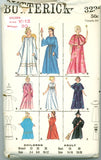 Butterick 3238 -  Angel,  Magician, Witch, Grecian Goddess Costumes - Serendipity Vintage