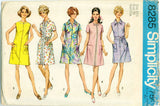 Simplicity 8285 - Misses A-Line Zipper Front Dress - Serendipity Vintage