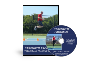 Volleyball Strength Program DVD