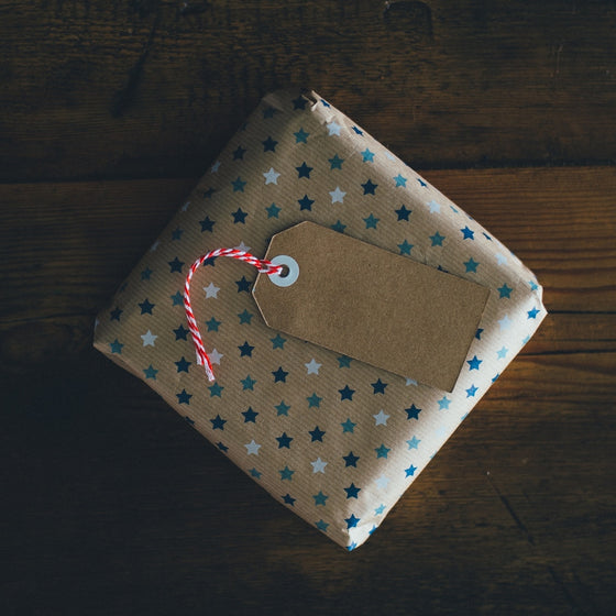 Gift wrapping - Good Stuff