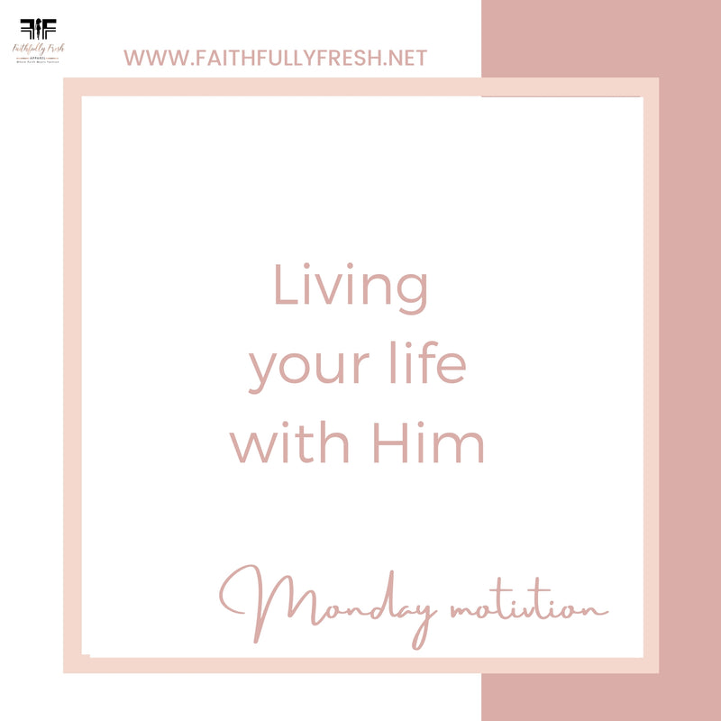 Live in His Presence