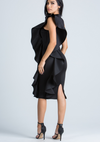 Dazzle Me Ruffle Dress - Faithfully Fresh Apparel