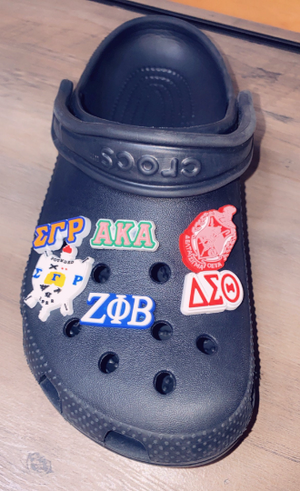 Sorority Charms for Crocs