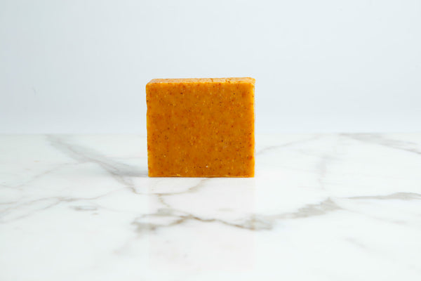 Savon Encens & Orange
