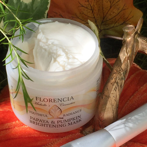 Papaya & Pumpkin Brightening Mask Florencia