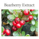 Bearberry Extract Natural Lightening and Anti Aging Ingredient