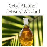 Cetyl Alcohol, Cetearyl Alcohol