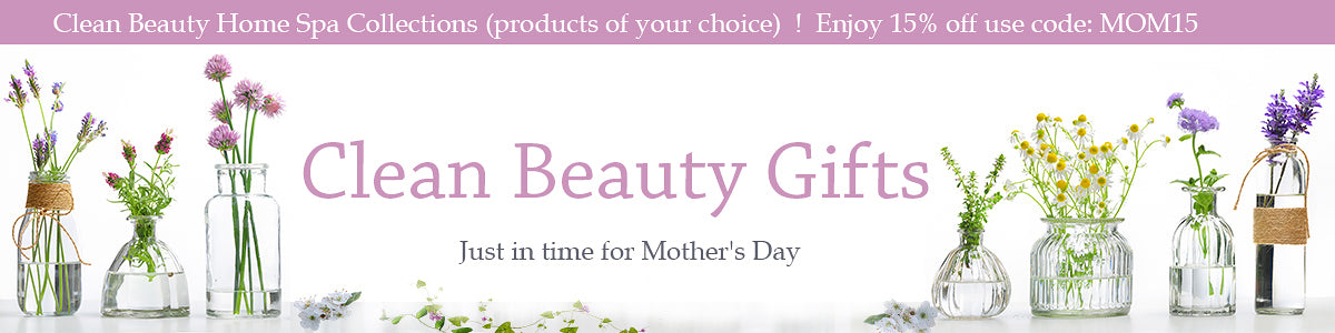 Clean Beauty Mother's Day Specials