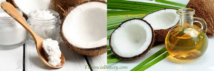 Coconut Oil and Skin Care Ingredients