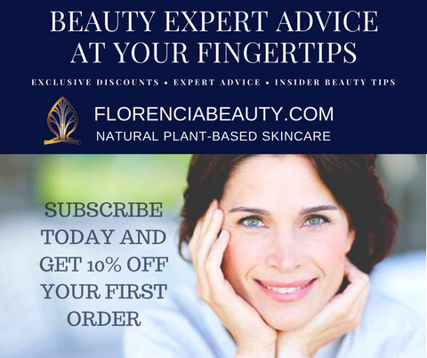 Subscribe to the Florencia Beauty Newsletter
