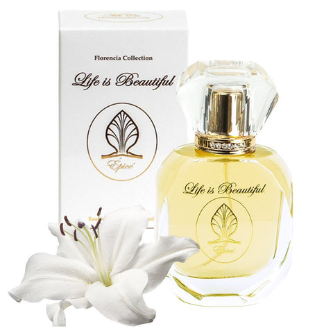 Épicé by Florencia Florencia Collection Life is Beautiful - Spicy Woody Floral Fragrance for Women