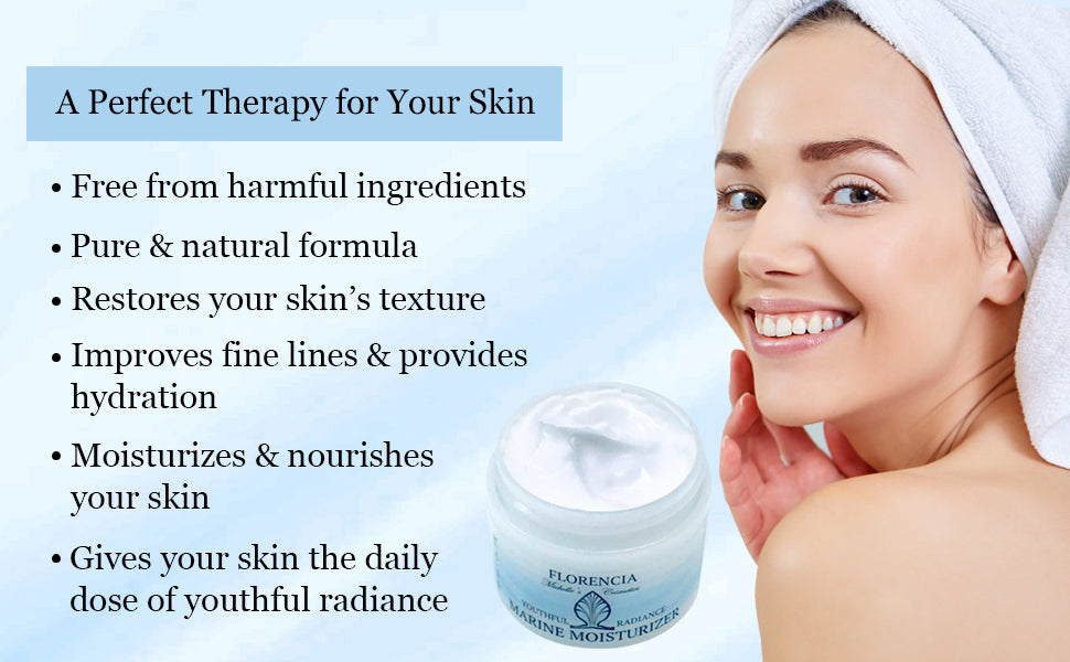 Marine Moisturizer - Why you will love it.