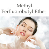 Methyl Perfluorobutyl Ether - a unique, skin oxygenating agent.