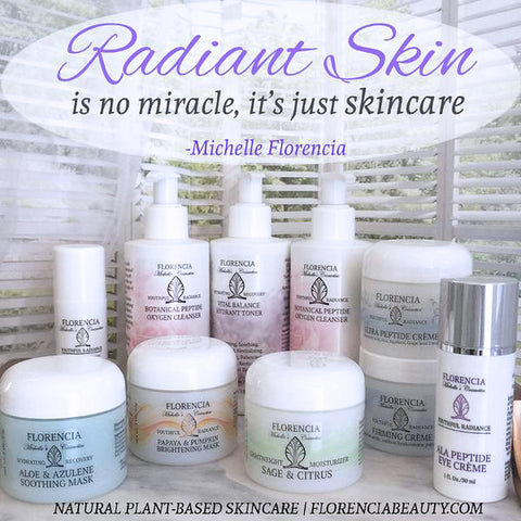 Radiant Skin is no miracle, it's just skin care