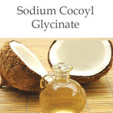 Sodium Cocoyl Glycinate - A natural and Bio-degradable gentle cleansing agent made from Coconut Oil.