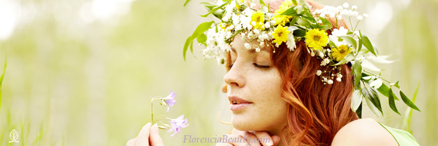 Soft Floral Green Notes Fragrances for Women at FlorenciaBeauty.com