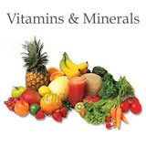 Vitamins and Minerals in Skin Care