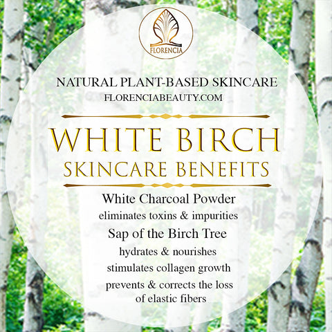 White Birch Skincare Benefits