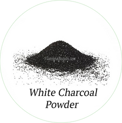 White Charcoal Powder in Florencia Skincare Products