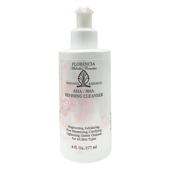 Florencia Beauty AHA / BHA Refining Cleanser