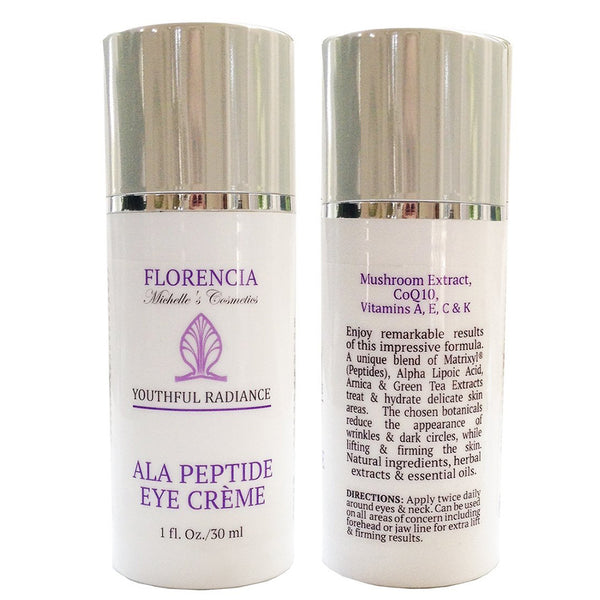 ALA  Peptide Eye & Neck Lifting Cream by Florencia