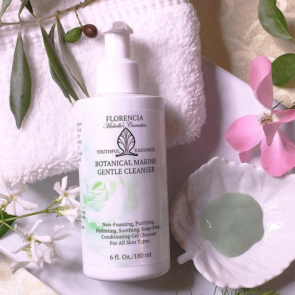 Botanical Marine Gentle Cleanser by Florencia