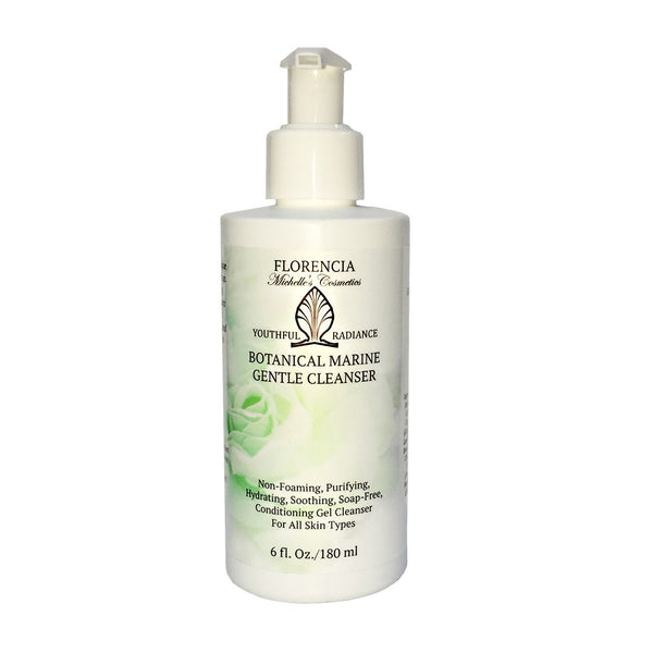 exceptional anti-aging, soothing, and calming benefits. Botanical Marine Gentle Cleanser supplies skin with antioxidants, marine minerals, peptides and vitamins, restores skin elasticity and promotes collagen synthesis.