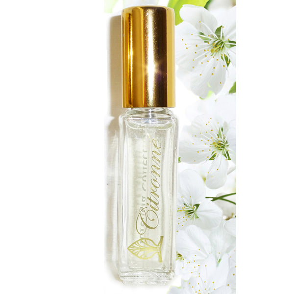 Citronné Fragrance for Women by Florencia.  A Refreshing Blend of Citrus Fruity Floral Notes - Travel Spray