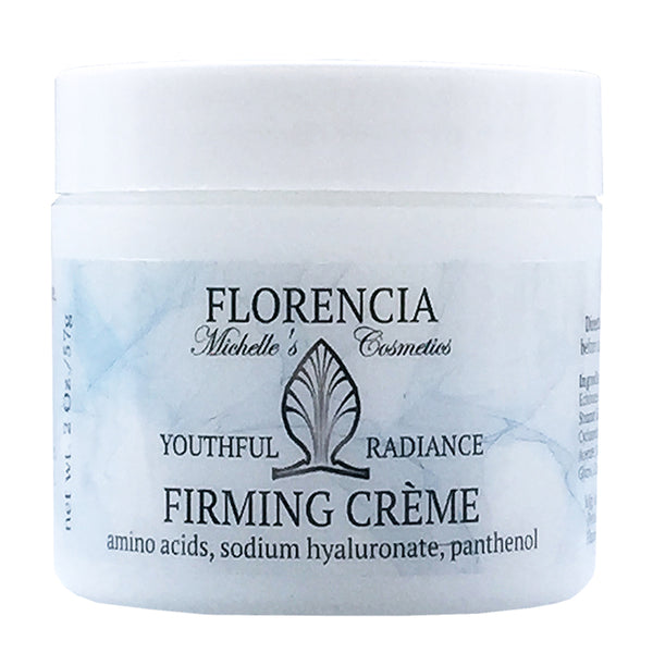 Container of Firming Cream.