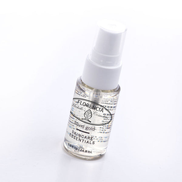 Gold Liquid Nourishing Hydrating Serum by Florencia