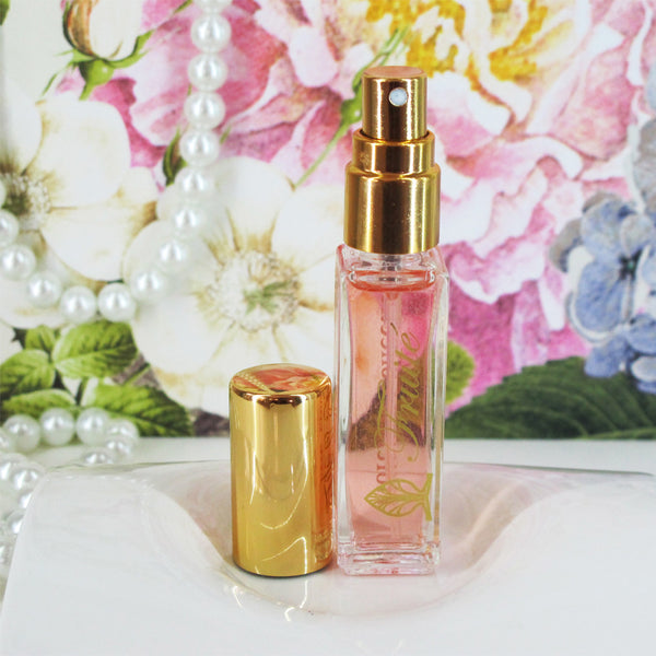 Fruité Fragrance for Women by Florencia · Fruity Floral · Florencia Colection Life is Beautiful · Travel Spray