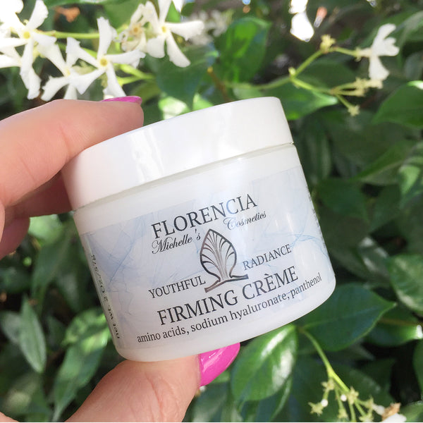 Firming Cream with Amino Acids, Sodium Hyaluronate and Panthenol