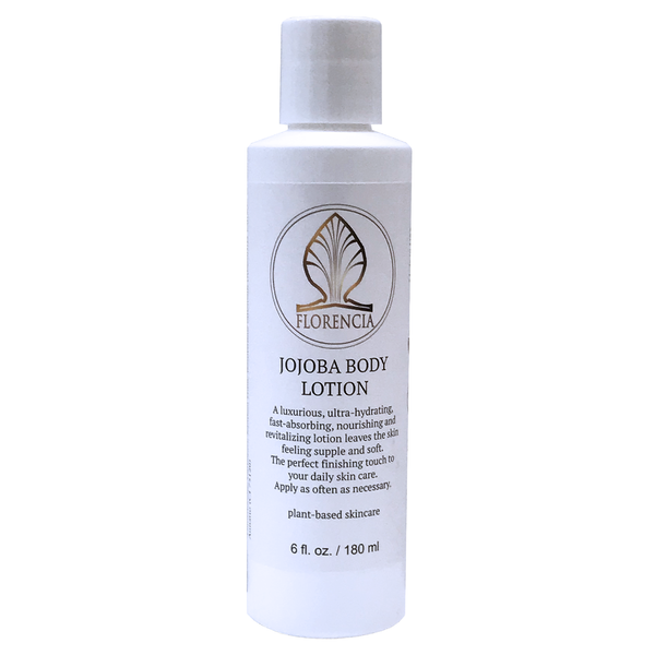 Bottle of Jojoba Body Lotion Florencia