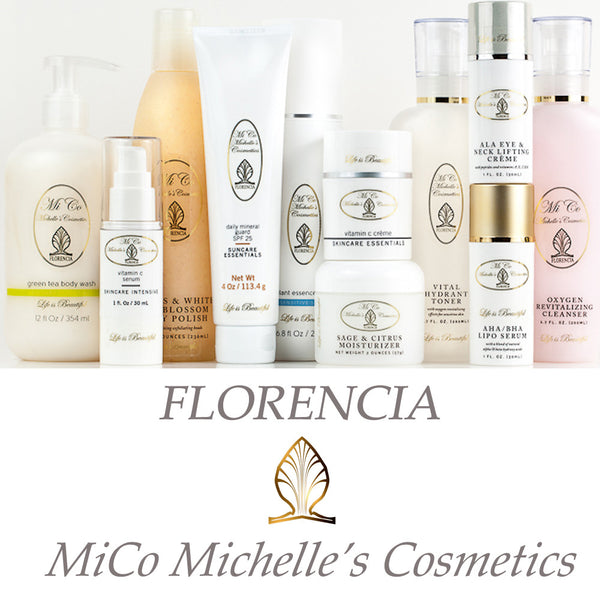 Samples of Beauty Products by Florencia